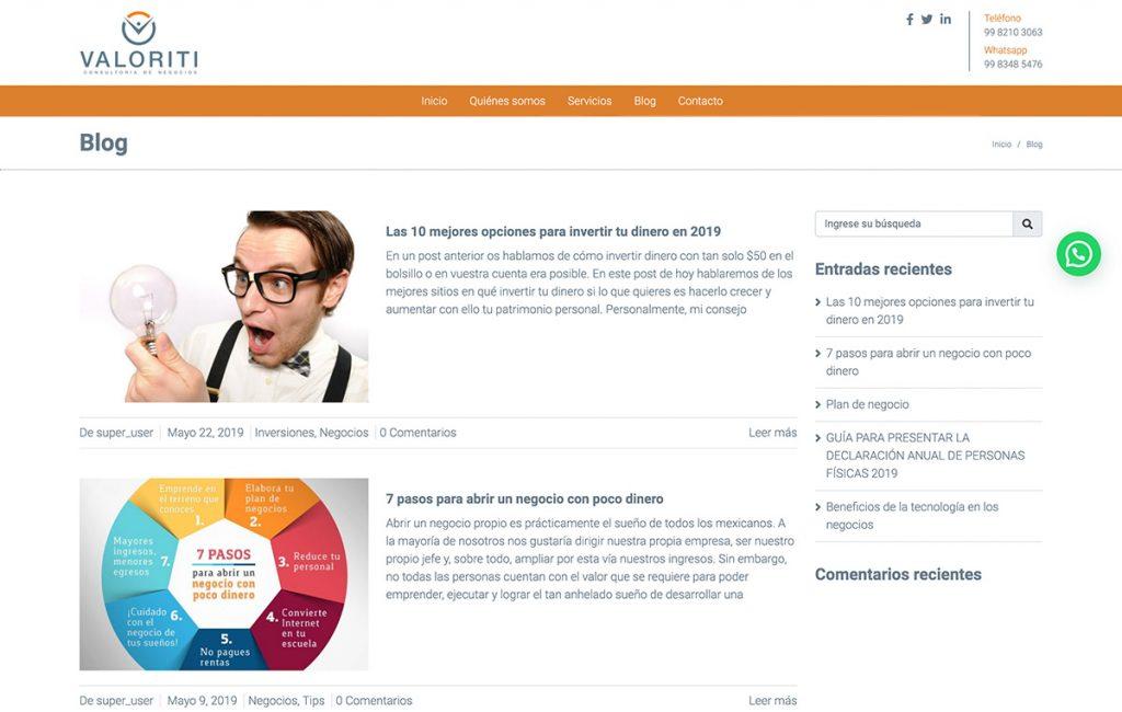 web design services mexico