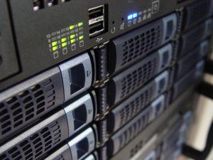 servidor de hosting web