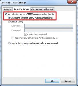 configurar correo en outlook 2010