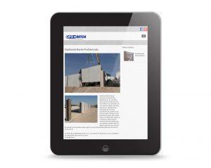 diseño web profesional responsivo
