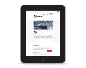 diseño web para industrias monterrey