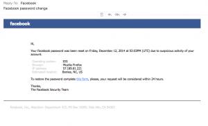 como detectar correos fraudulentos