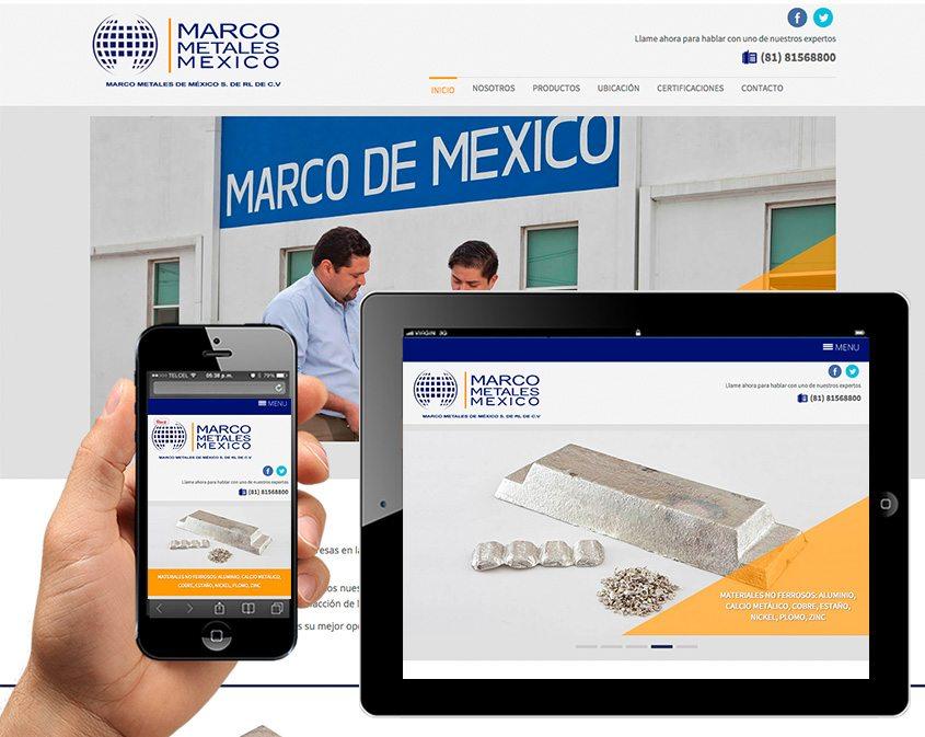 marco-metales1 - Bioxnet Web and Branding