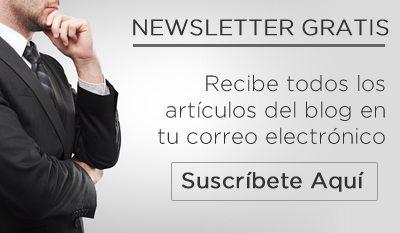 inscribete al newsletter