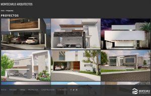diseno web responsivo para arquitectos