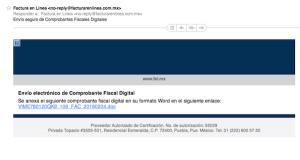 como detectar emails fraudulentos