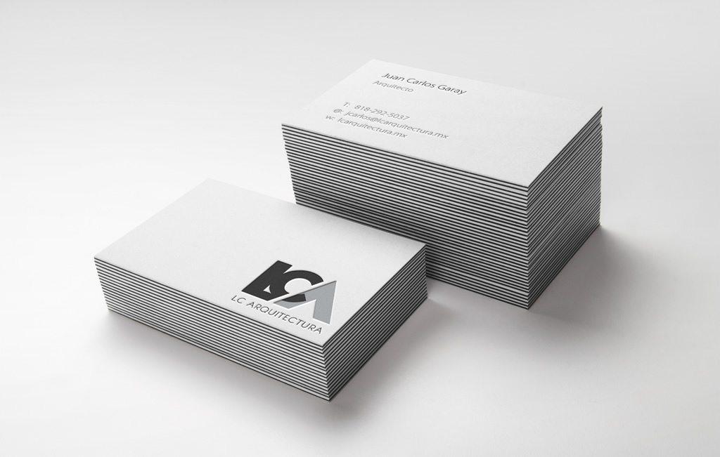 diseno de tarjetas de presentacion