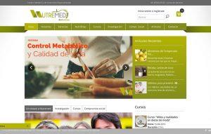 sitio web para nutriologos