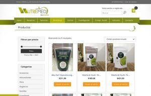 diseno web para nutriologos