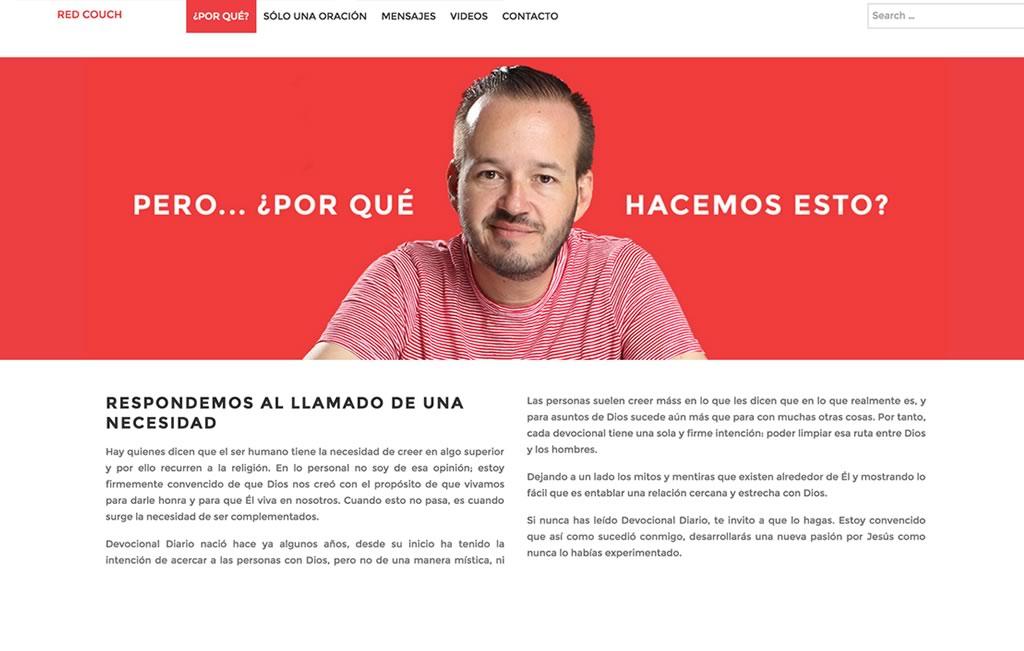 sitio web administrables