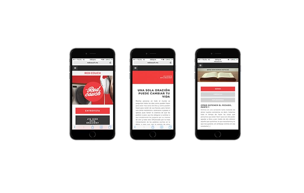 diseño web para iphone monterrey