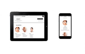 diseno web responsivo para doctores