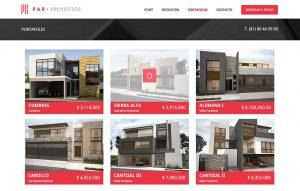 diseno web para arquitectos monterrey