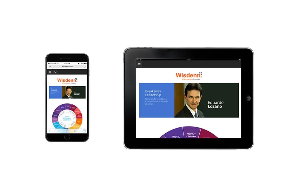 diseno web para movil y tableta