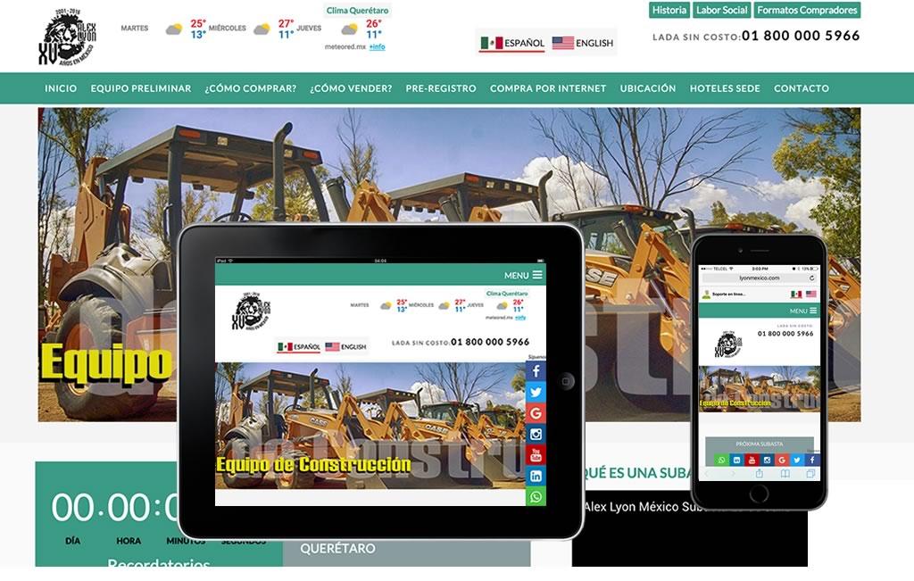 diseno web para iphone y ipad