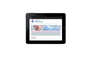 sitio web ipad
