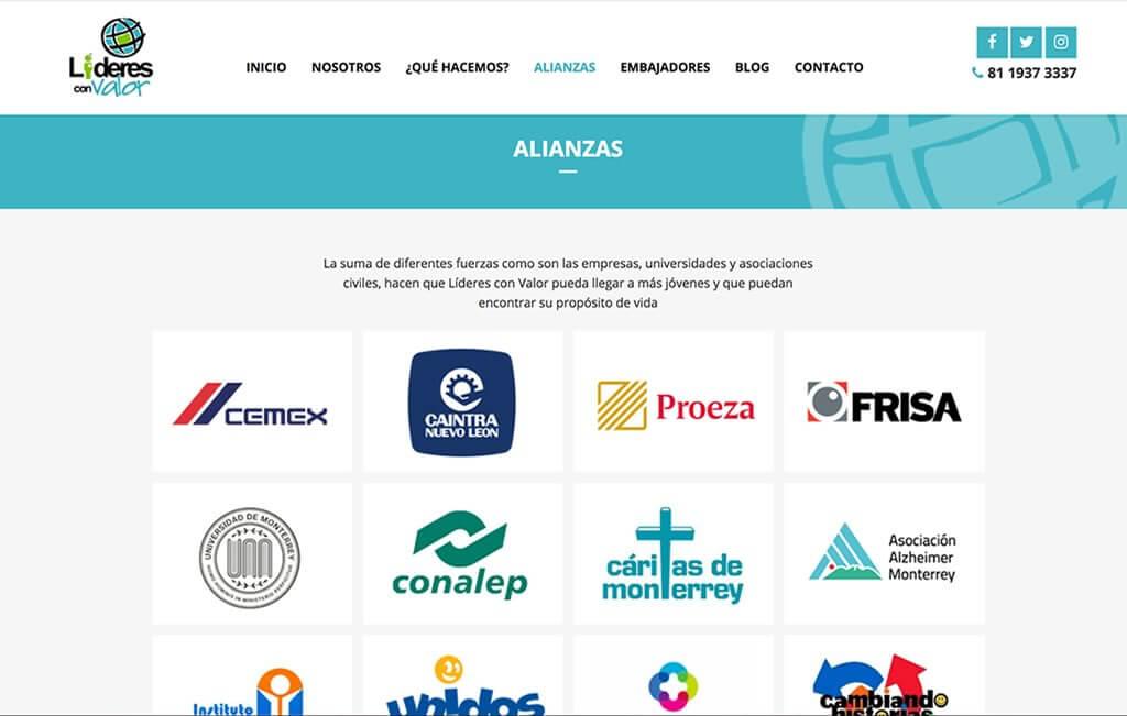 branding y diseno web