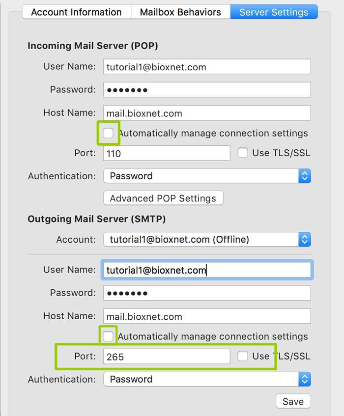 como dar de alta correo en mac mail sierra 1