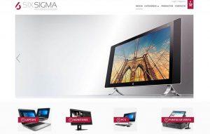 diseño tienda en linea