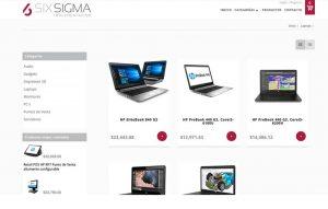 tienda de venta online