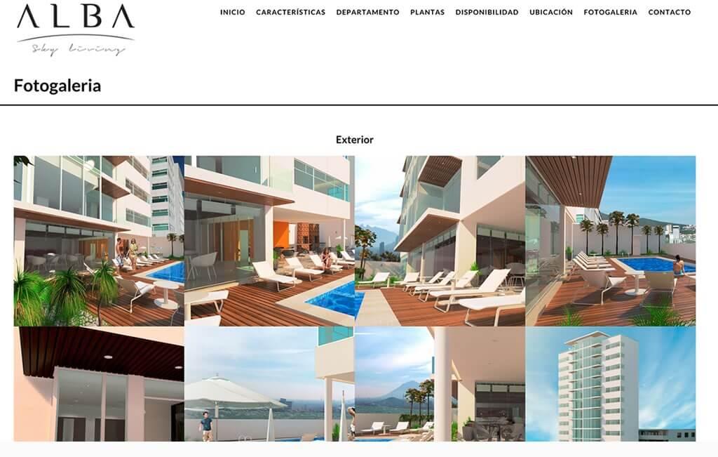 empresas de diseño web, creación de sitios web