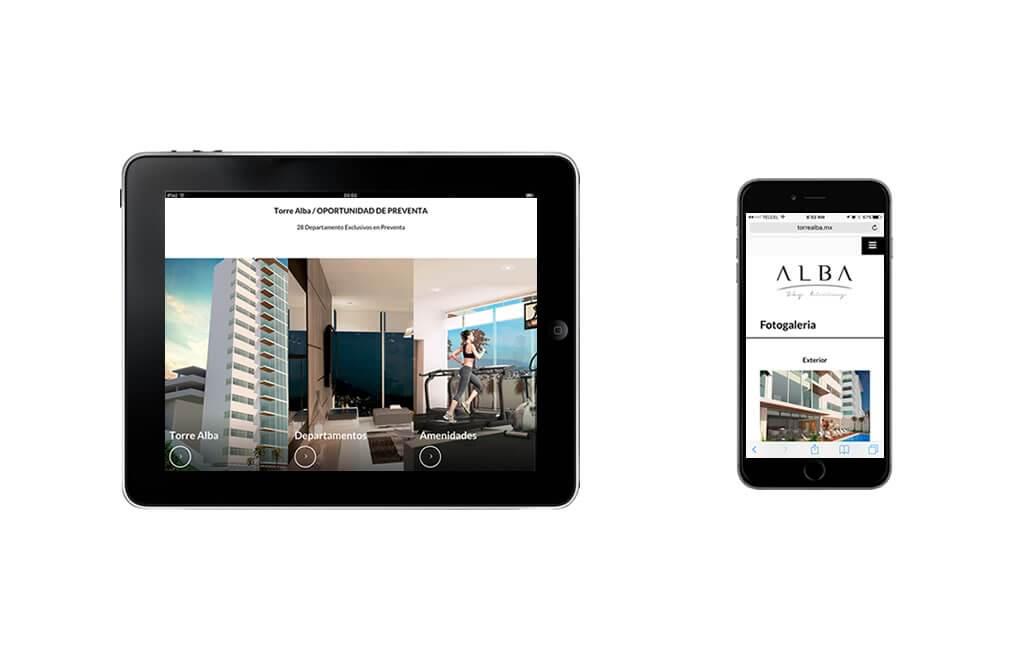 diseño web responsivo, diseño web movil