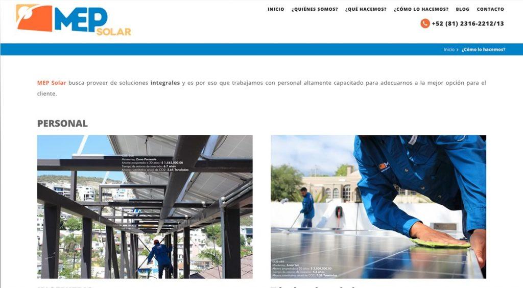 agencia de diseño web profesional