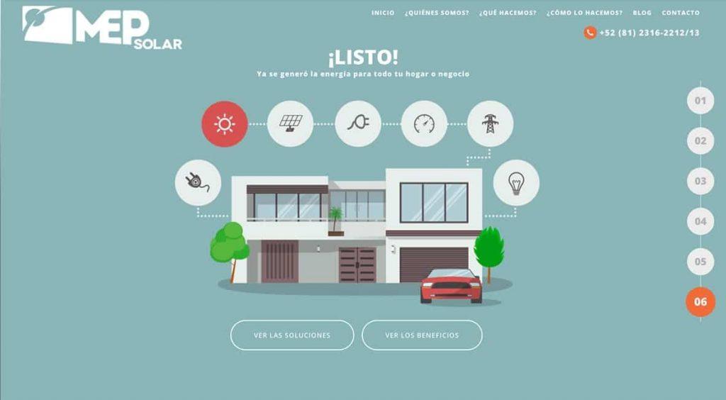 diseño web profesional para moviles