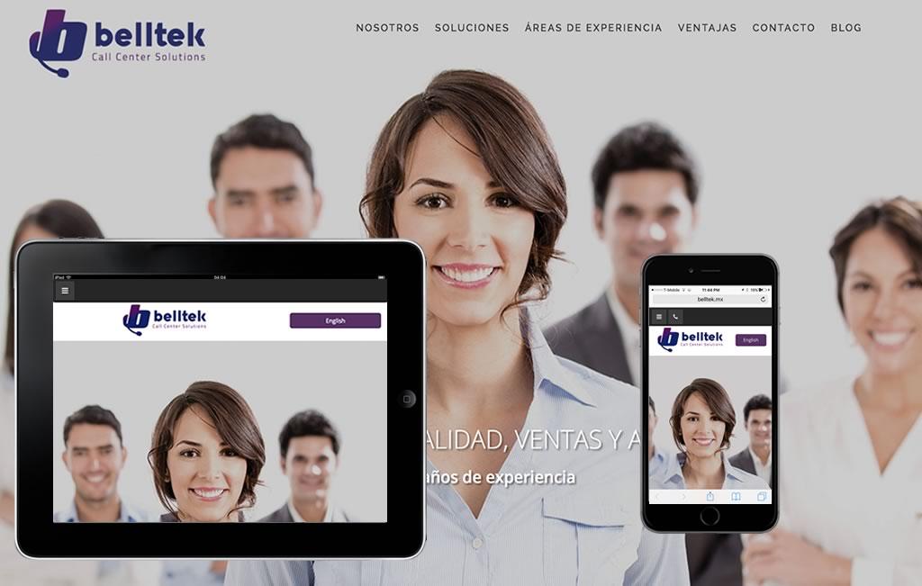 agencia de diseño de sitios web