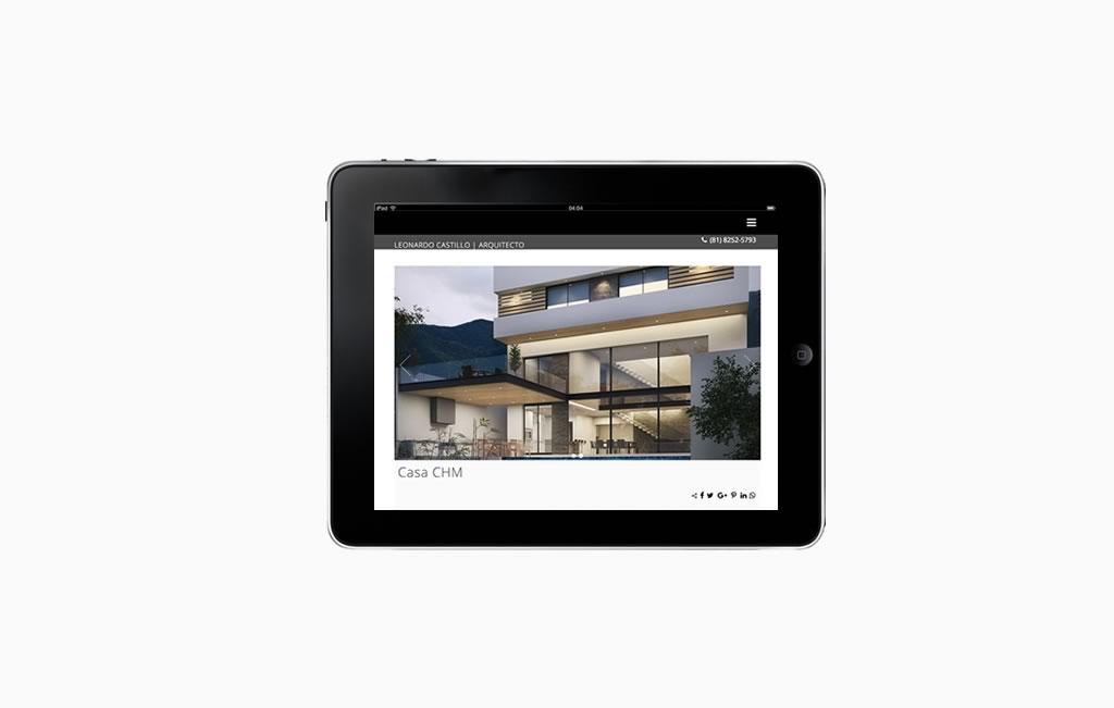 diseño de sitios web para tabletas y moviles