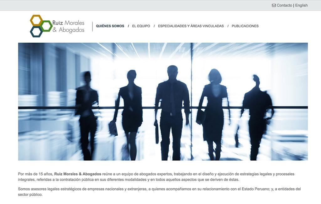 diseno web moderno, diseno web para empresas