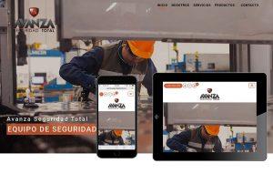 agencia de diseño web, diseño web editable