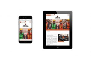 diseño web para empresas industriales