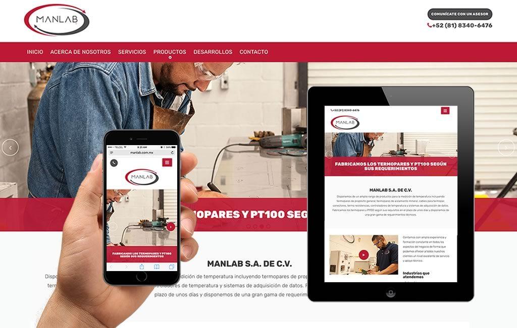 diseño de paginas web profesionales monterrey