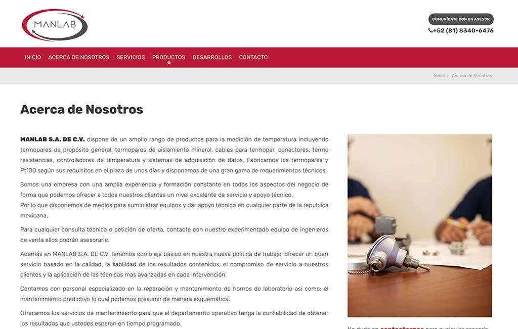 empresa de diseño web monterrey