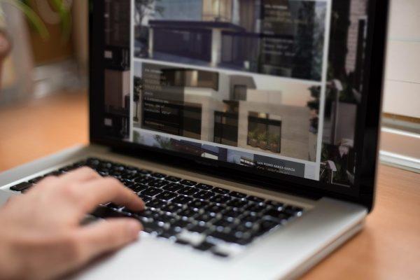 diseño de sitio web profesional