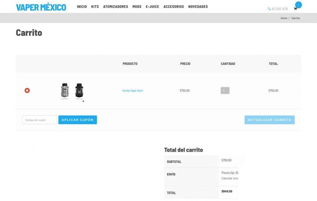 diseno web ecommerce