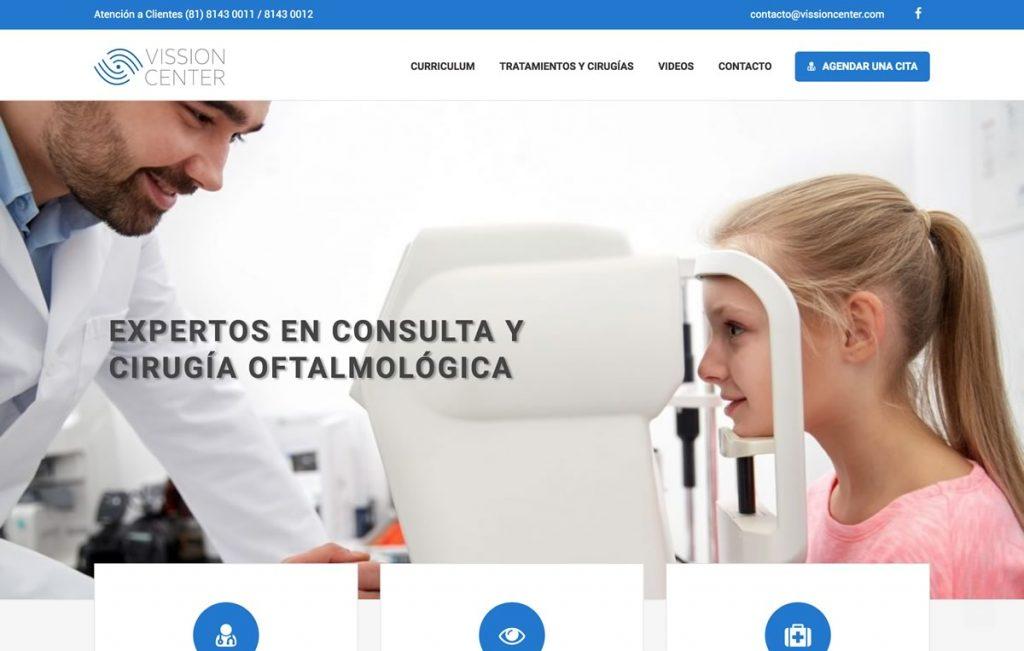 sitios web para medicos