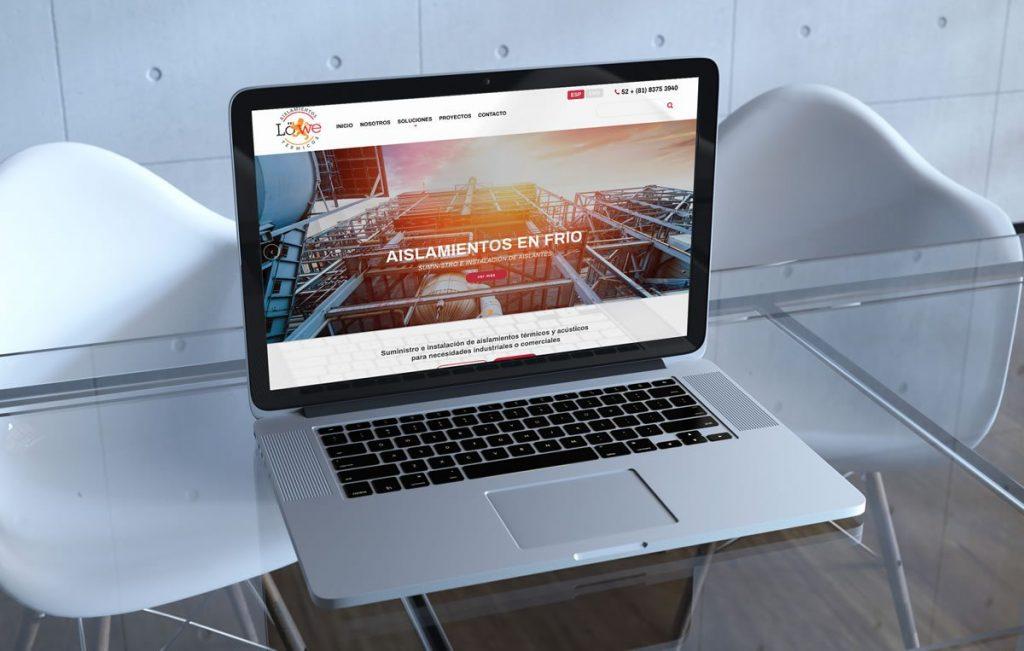 Agencia de Diseño de sitios web Monterrey