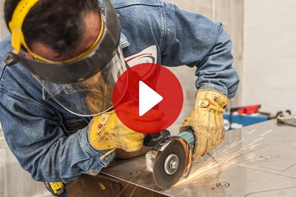 video empresarial industrial