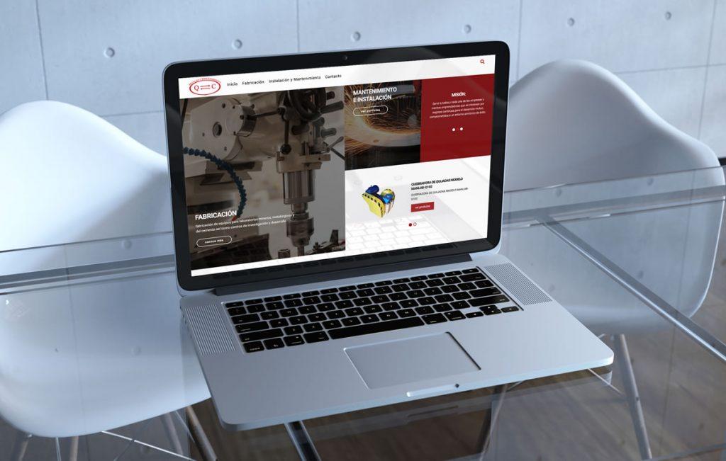 diseno-de-sitio-web-industrial