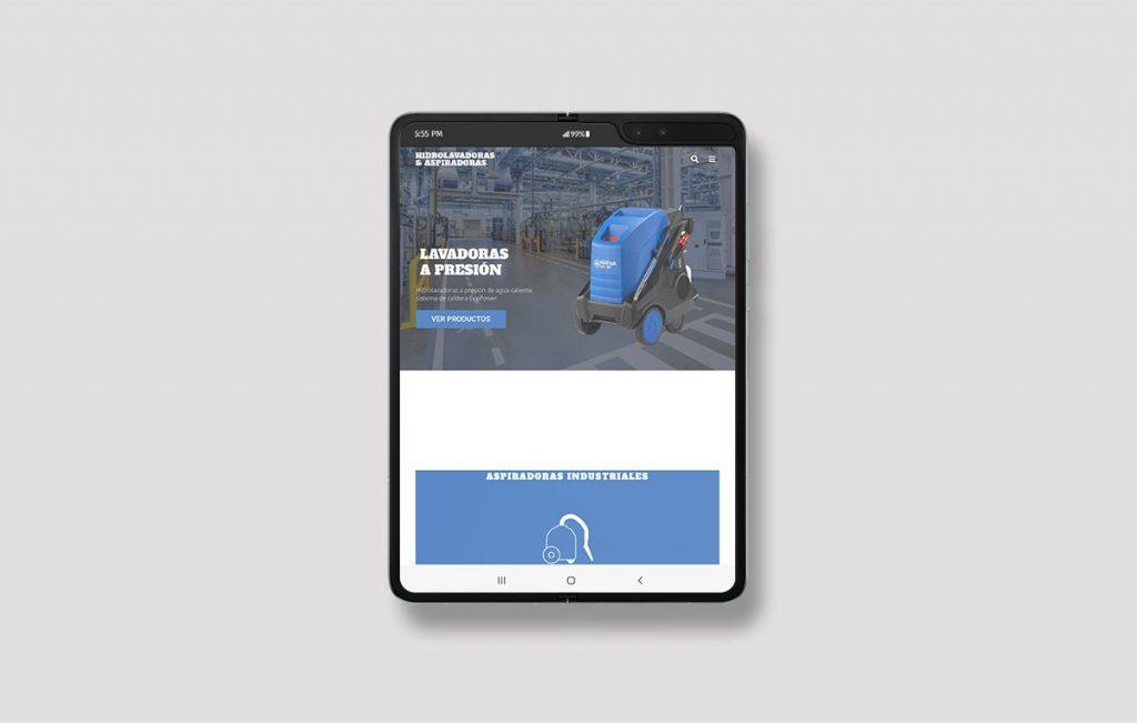diseno web para tabletas