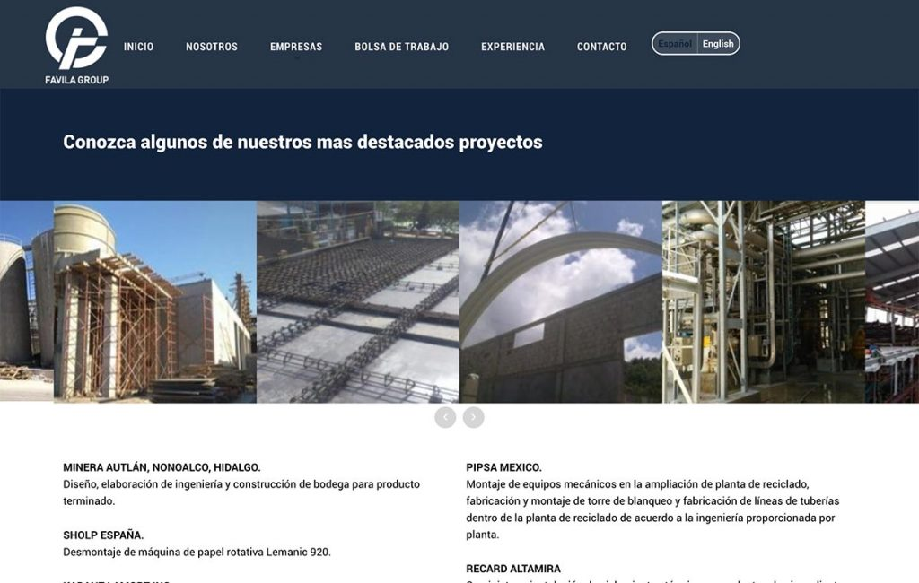 diseño sitio web en monterrey