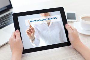 como obtener un dominio web