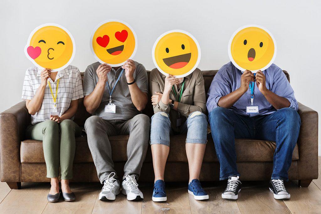¿Debo usar emojis en mis correos electrónicos?
