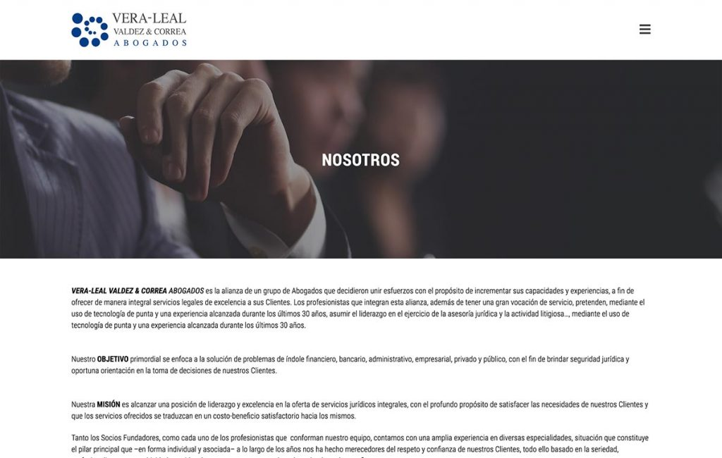 sitios web sanpedro