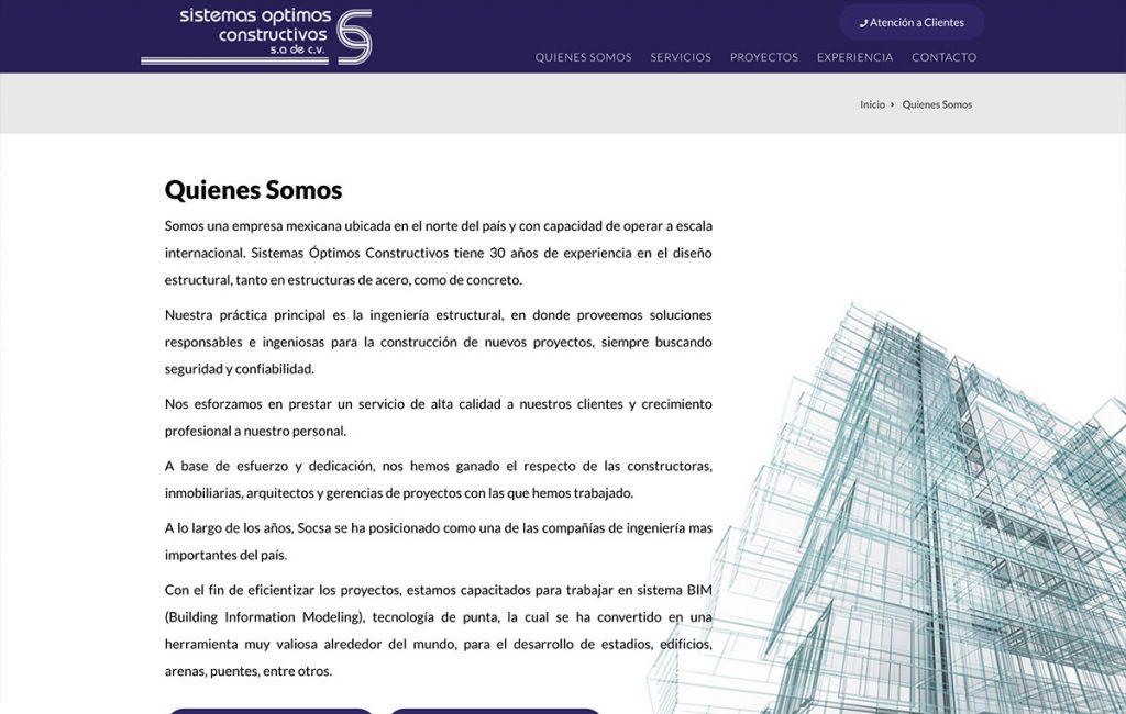 diseño web en Monterrey