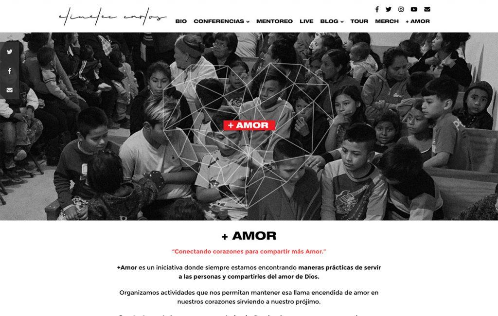 agencia de diseño web en san pedro