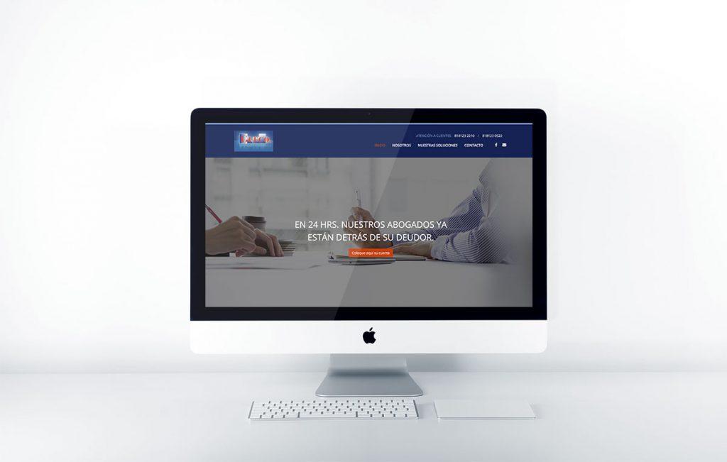 diseño web en san pedro