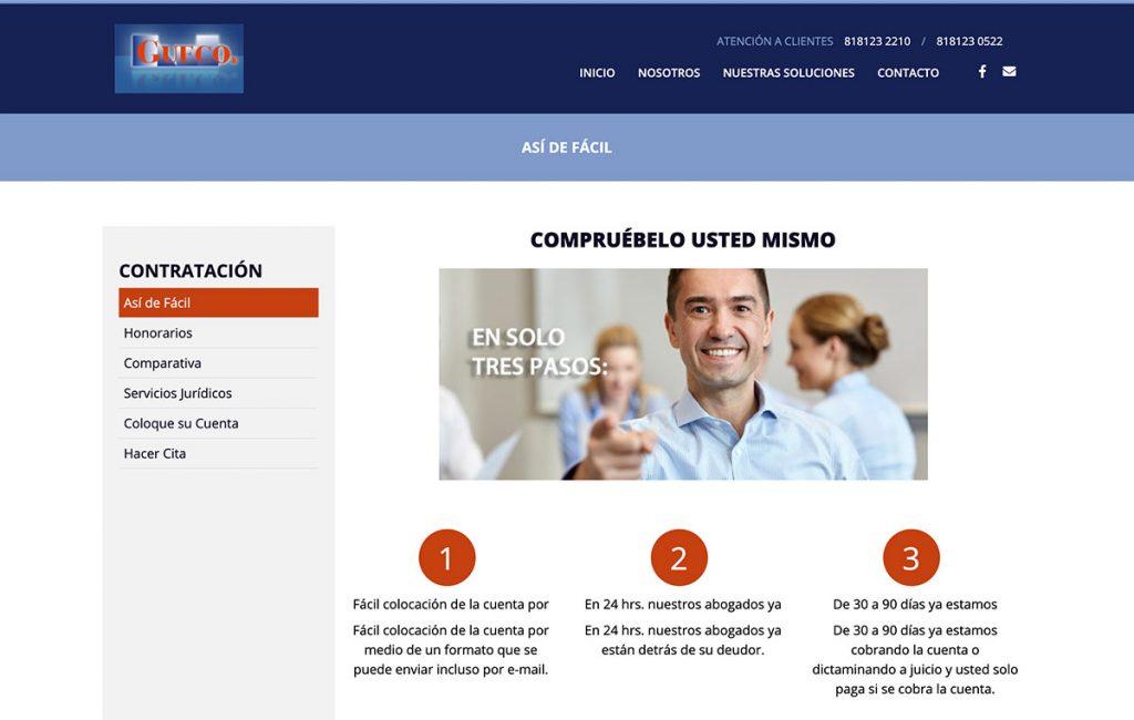 diseño web reponsivo